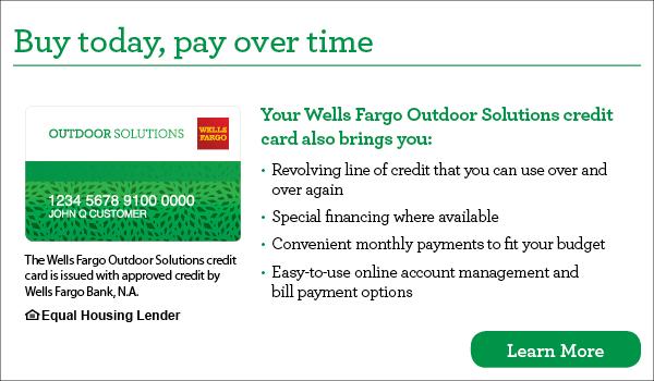 Apply for Wells Fargo Financing